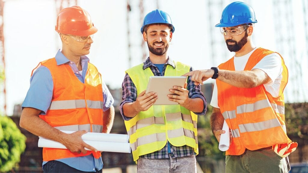 How To Leverage Technology To Improve Construction Safety